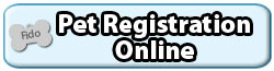 Pet Registration Online